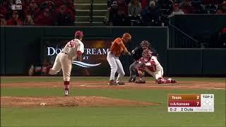 Arkansas vs. Texas Game 1 2018