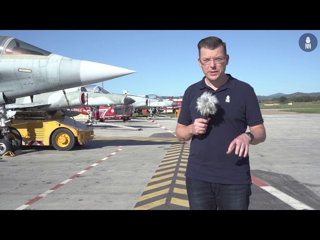 French Navy Hyères Naval Air Base - Introduction