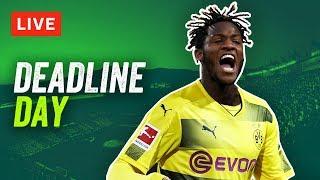 LiveTransfer Deadline: Aubameyang zur Arsenal, Batshuayi zum BVB und alle Gerüchte