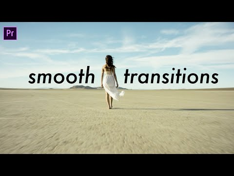 How I Edit My Videos Using Seamless Transitions