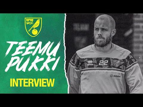 INTERVIEW | Teemu Pukki previews City's first home game against Preston 👊