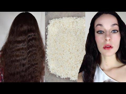 Рисовая Вода ✅ПРАВДА ЛИ ЭТО РАБОТАЕТ??? Сделает Волосы ПЫШНЫМИ, Кожу ГЛАДКОЙ и ЗДОРОВОЙ