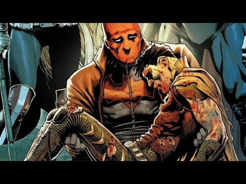 8 Comic Book Characters Who Should've Stayed Dead