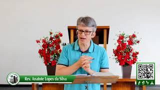 E.B.D. - Introdução à mutualidade - 06/09/2020 - Rev. Anatote Lopes da Silva