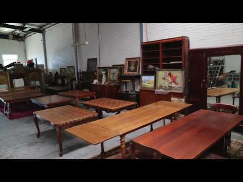 Moonee Ponds Antique French Dining Tables