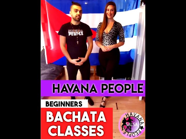 Bachata 1st class Beginners w Havana People!