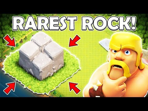 RAREST STONE, NO STORAGE, TWO LEADERS! - Clash of Clans
