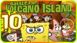 Video Nicktoons: Battle for Volcano Island Walkthrough Part 10 (PS2, Gamecube) 100% The Summit Storm [End] download MP3, 3GP, MP4, WEBM, AVI, FLV November 2018