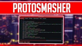 PROTOSMASHER! | OP ROBLOX HACK/EXPLOIT! | INSANE SCRIPT EXECUTOR!!!
