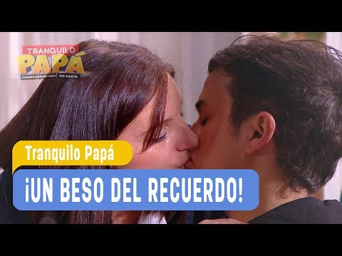Tranquilo Papa - ¡Un beso del recuerdo! - Santi y Madonna / Capítulo 118