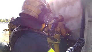 Formation Initiale sapeurs-pompiers pros 2017