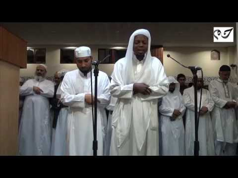 Live Tarawih Prayer 2013 - East London Mosque - Ramadan 1434 -  Juzz Amma with Dua Khatam Al Quran