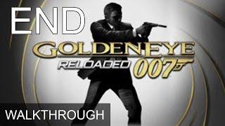 GoldenEye 007: Reloaded Ending Walkthrough Last Boss Fight Part 14 Cradle Gameplay LetsPlay (1080p)