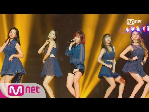 [Special M COUNTDOWN in CHINA] FIESTAR(피에스타) _ INTRO + MIRROR 160602 EP.476