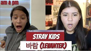 Gambar cover Stray Kids '바람 (Levanter)' MV REACTION!!!