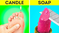 UNUSUAL SOAP AND CANDLE IDEAS TO MAKE AT HOME