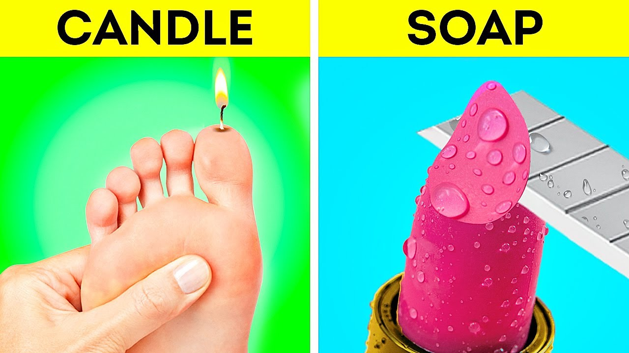 Download UNUSUAL SOAP AND CANDLE IDEAS TO MAKE AT HOME