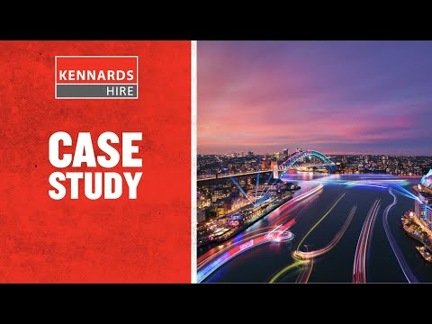 Vivid Sydney And Kennards Hire Case Study