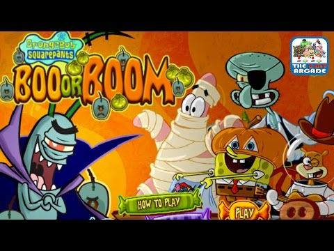 spongebob-squarepants:-boo-or-boom---plankton-wants-to-ruin-halloween-(nickelodeon-games)