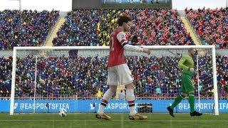 FIFA 13 Online 1vs1 Custom Game