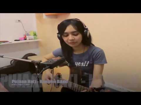 Heboh!Cewek Cantik nyanyi lagu - Pujaan Hati ( Kangen Band )
