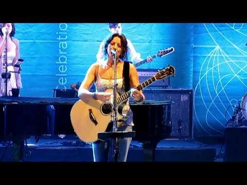 """Building A Mystery"" (Live) - Sarah McLachlan - Lilith Fair - Mtn. View, Shoreline - July 5, 2010"