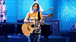 """Building A Mystery"" (Live) - Sarah McLachlan - Lilith Fair - Mtn. View, Shoreline - July 5, 2010"
