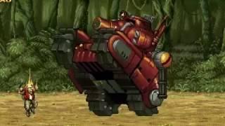 Metal Slug 5  - Neo Geo /Preview /Gameplay