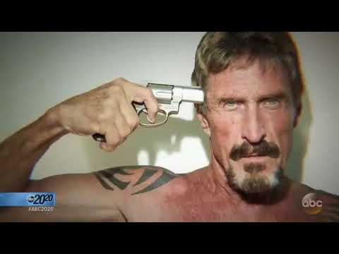 John McAfee - The Rise & Fall - 20/20 (Aug. 2017)