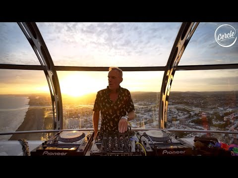 Fatboy Slim @ British Airways i360 in Brighton, United Kingdom for Cercle