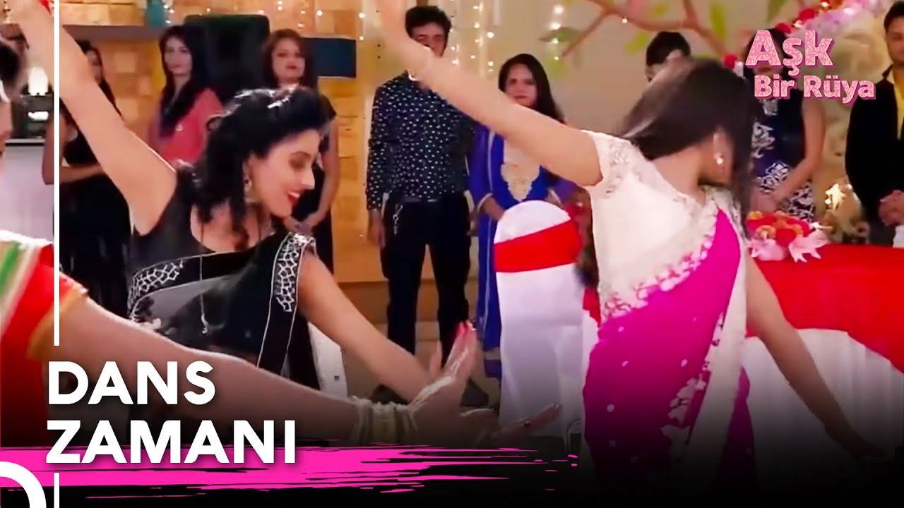 Kızların Dans Şovu   Aşk Bir Rüya Hint Dizisi 86. Bölüm