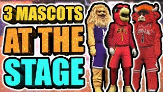 3 MASCOTS AT THE STAGE • ALL MASCOT SUPER SQUAD AT THE STAGE ft. LAMONSTA, HANKDATANK25 & BASEDCHIKO