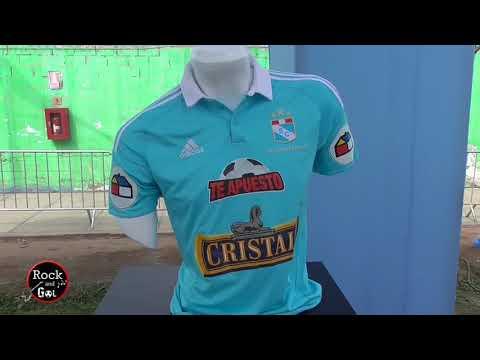 Galería de camisetas de Sporting Cristal