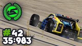 Super Trackmaster: 35:983 on #42 (Green Series/Canyon)