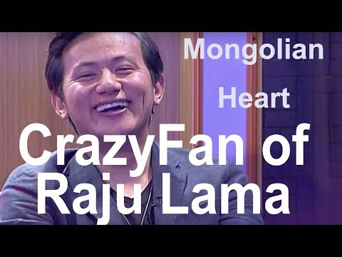 Raju Lama Love Story || Mongolian Heart || Celebrating 25th Anniversary with Jhankar Team