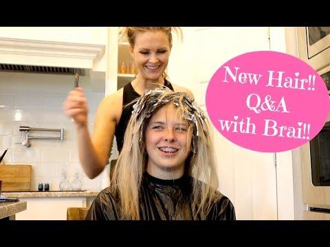 New Hair Q&A with BRAI!!