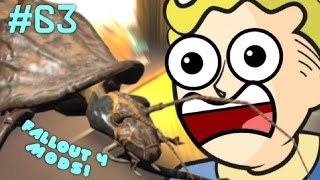 CONCUSSION 1! - PS4 Fallout 4 Mods #63