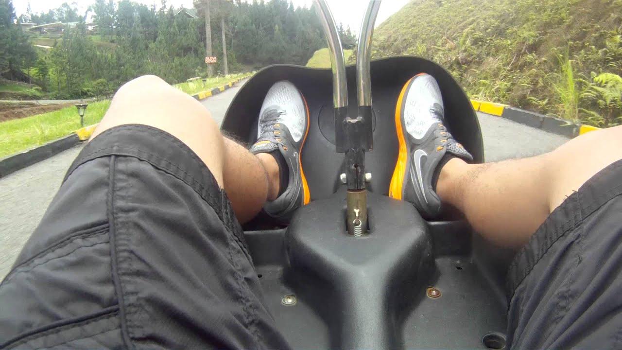 Downhill Karting Youtube