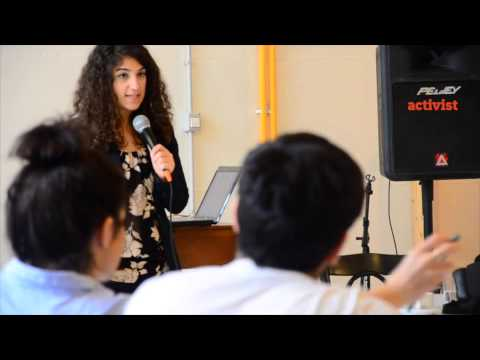Mobilizing people for your cause: crowdfunding for social change by Aisha Habli from Zoomaal