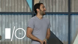 6 Degrees of Freedom Gaming in Android with Project Tango - Google I/O 2016