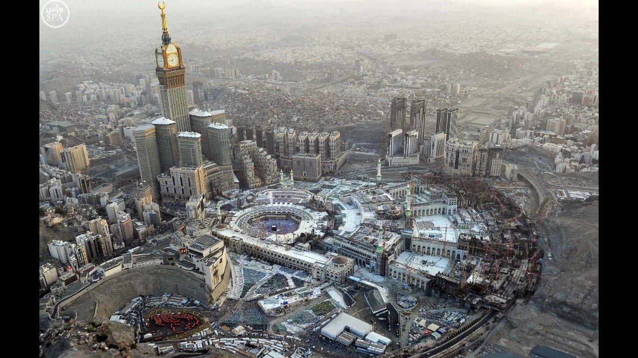 Makkah's Masjid al-Haram Expansion Project - World's Largest Religious  Structure! المسجد الحرام