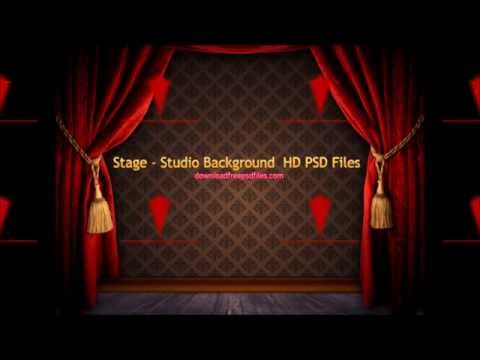 Studio Background Psd Download Free Psd Files Youtube