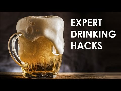 Top 10 Drinking Hacks For The Accomplished Drinker