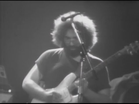 Jerry Garcia Band Tangled Up in Blue