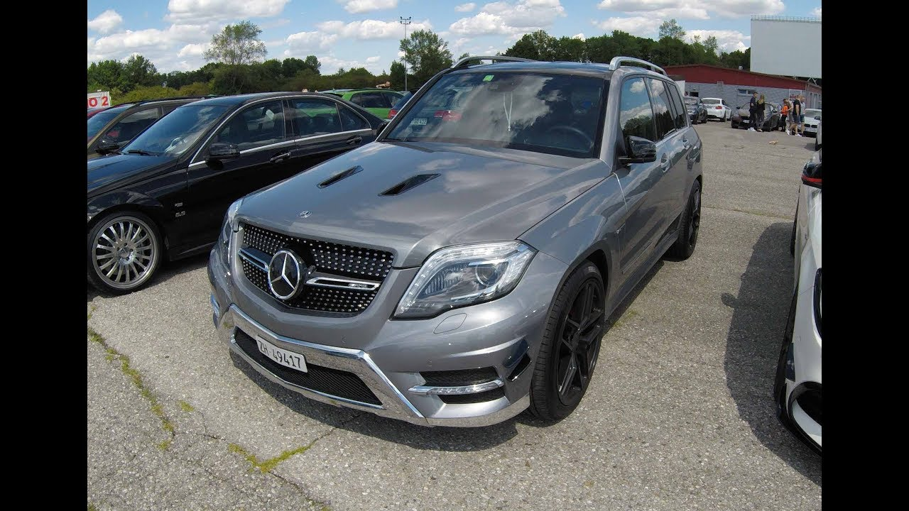 Mercedes benz glk x204 facelift glk s amg black series for Mercedes benz glk350 amg