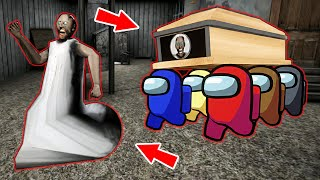 Granny vs Among Us - Coffin Dance Compilation - funny horror animation parody (p.41)