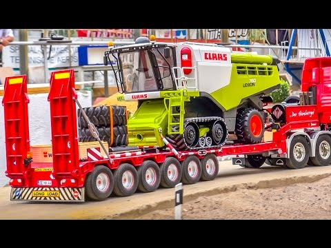 RC Truck heavy load! 300k subscribers SPECIAL!