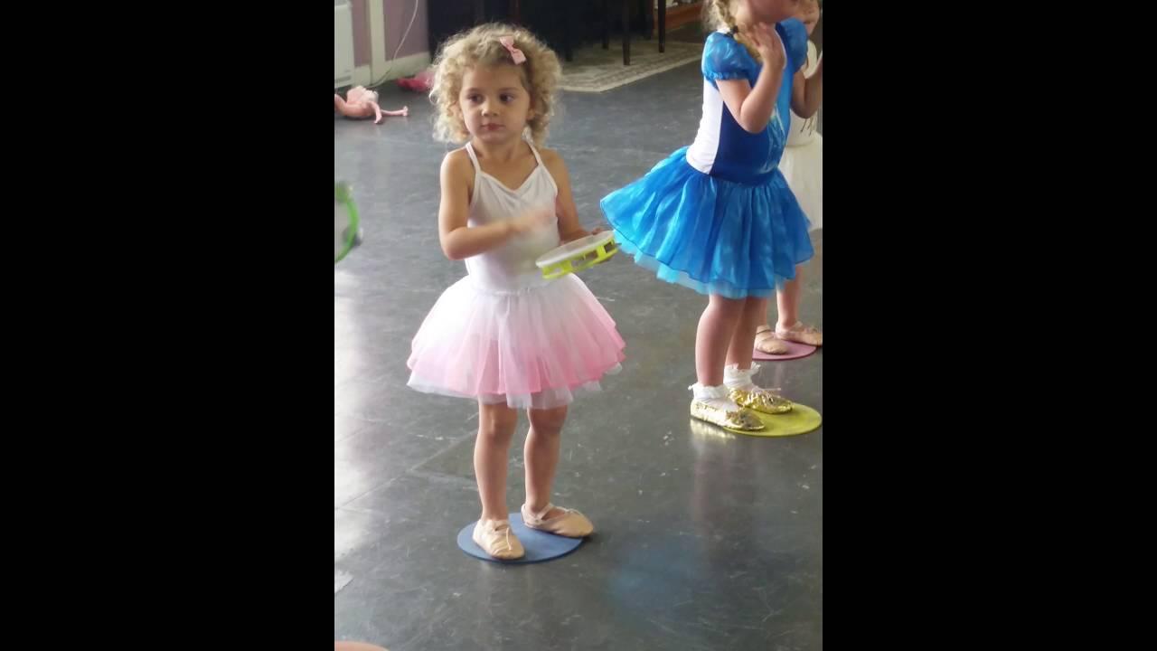 2ade63fee Energy School of Dancing- Baby Ballet class - YouTube