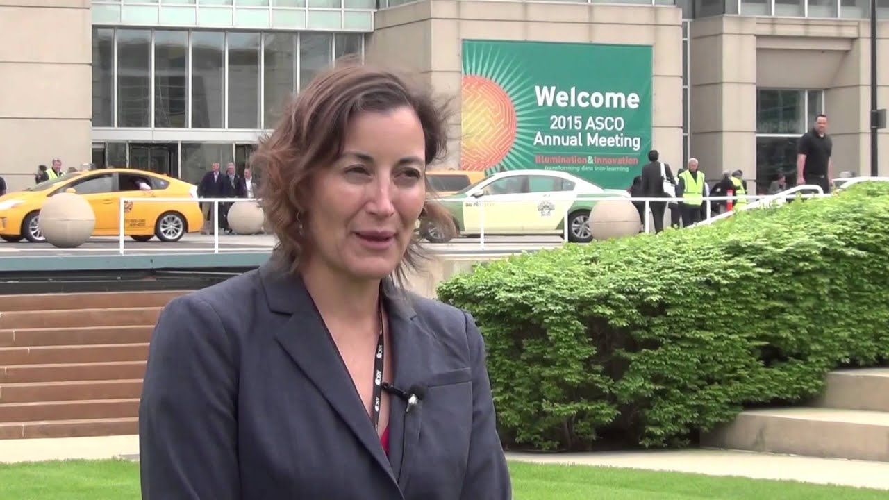 Gyn Onc at ASCO 2015: Angeles Alvarez-Secord, MD, on ovarian cancer trials