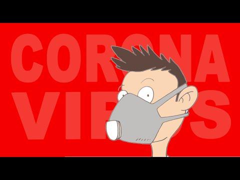 4 norme da seguire per difendersi dal Coronavirus - spiegato a fumetti